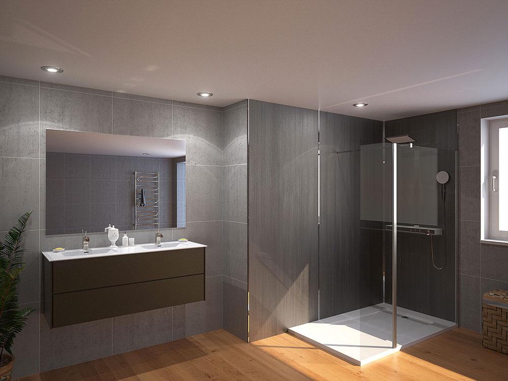 france douche refaites votre salle de bain en 3 jours. Black Bedroom Furniture Sets. Home Design Ideas